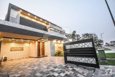 ڈی ایچ اے فیز 6 ڈیفنس (ڈی ایچ اے) لاہور میں 5 کمروں کا 1 کنال مکان 4.18 کروڑ میں برائے فروخت۔