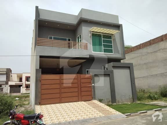 5 Marla Double Storey House For Sale Model City Canal Road