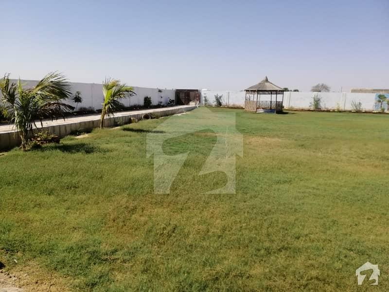 Plot In Green Farmhouses Scheme 45 Karachi