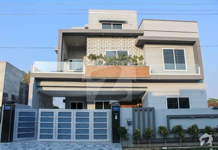 30 Marla Brand New Outclass Luxurious Banglow For Sale At Wapda City Faisalabad