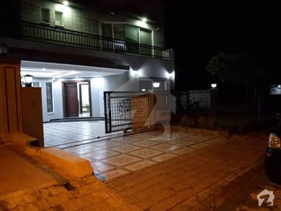 Bahria Town Phase 8 10 Marla Double Unit Furnished House For Urgent Sale