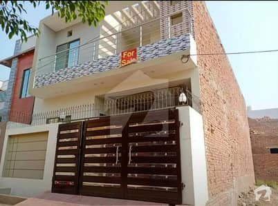 6 Marla Double  Storey Brand  New House At Ghagra Villas
