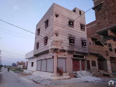فضل سن سٹی حیدر آباد میں 5 کمروں کا 3 مرلہ مکان 95 لاکھ میں برائے فروخت۔