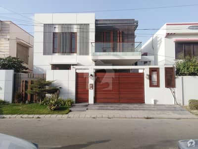 Modern Minimalist 6 Bedrooms 500 Yards Bungalow With Basement For Sale