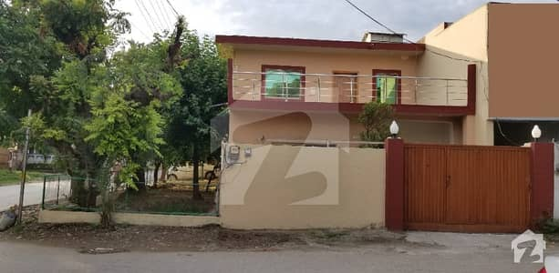 V I P Corner Semi Commercial House For Sale In I-19/1