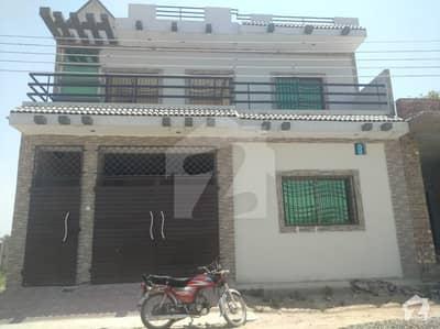 5 Marla Double Storey House For Sale In Gulshan E Nasir Rahim Yar Khan