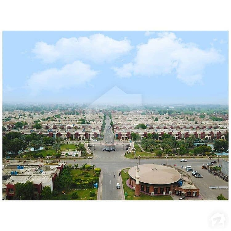 Possession Paid 5 Marla Residential Plot For Sale In E Block Bahria Orchard Lahore