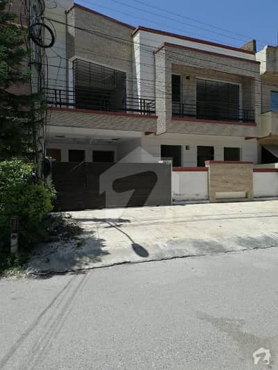 4 Bedroom Double Storey House For Sale In Margalla Town