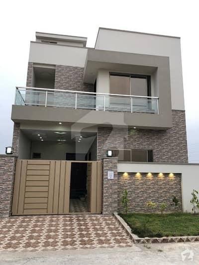 5 Marla Newly Built House For Sale