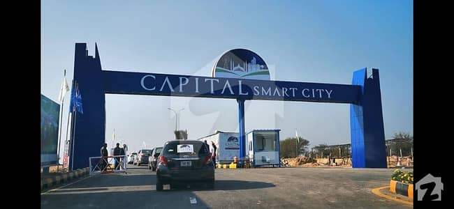 Booking Start From 3 Lac At Capital Smart City Islamabad
