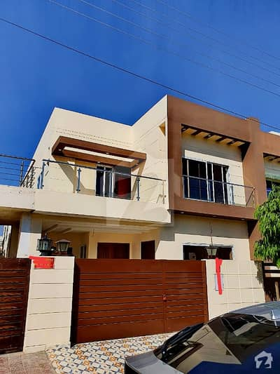 8 Marla Brand New Beautiful House At Hot Location Near Park