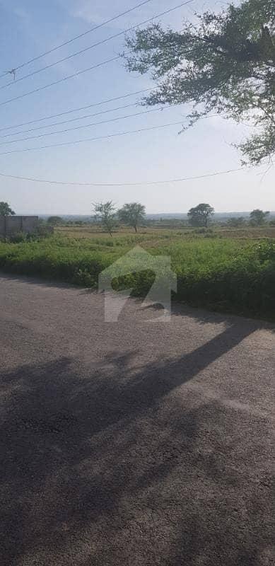 22 Kanal  Land For Sale Near Chowk Pindori