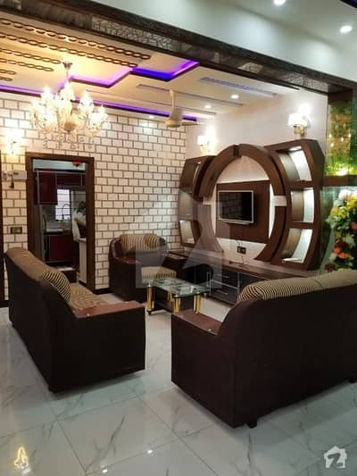 5 Marla Full Furnished House For Rent In Bahria Town Lahore