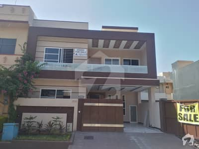 Double Storey House For Sale In Cbr Town Phase 1 Islamabad