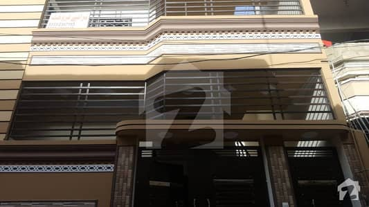 80 Square Yards Brand New Double Story House For Sale