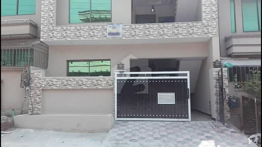 5 Marla Double Storey Brand New House For Sale In Airport Housing Society Sector 4 Rawalpindi