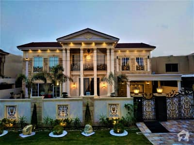 Two Kanal Spanish Royal House For Sale At Reasonable Demand In The Heart Of Dha Lahore