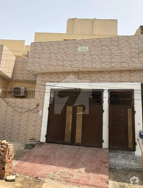 Double Storey Corner House With Three Shops For Sale