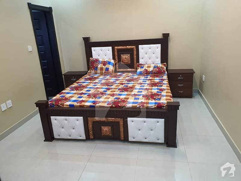 Citi Housing Sialkot Full Furnished 5 Marla Upper Potion For Rent In Block A