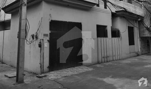 8 Marla Corner House In Shadbagh Lahore