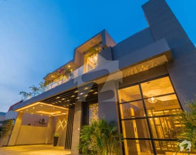 1 Kanal Brand New Luxurious Lower Portion For Rent In Dha Phase 6
