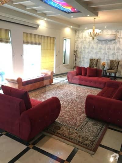 2 Kanal Semi Commercial Double Unit House For Sale