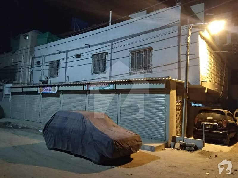 2 Side Corner House At Buffer Zone Sector 16a Gulshan E Waseem