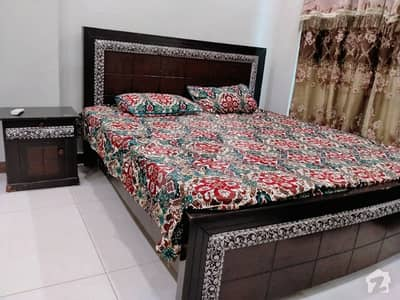 1 Bedroom Furnished Vip Flat Is Available For Rent