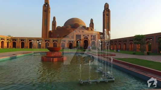 10 Marla Plot Is Available For Sale In Bahria Town Lahore