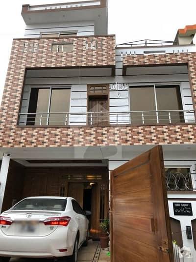 جی ۔ 13/1 جی ۔ 13 اسلام آباد میں 4 کمروں کا 4 مرلہ مکان 1.9 کروڑ میں برائے فروخت۔