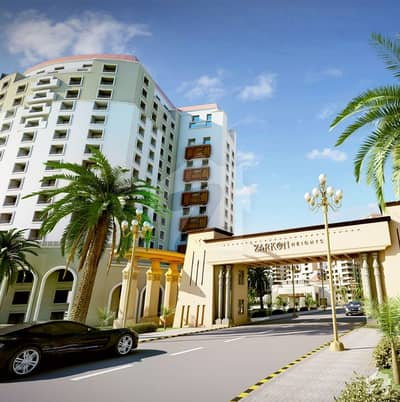 Two Bed Apartment For Sale In Zarkon Heights