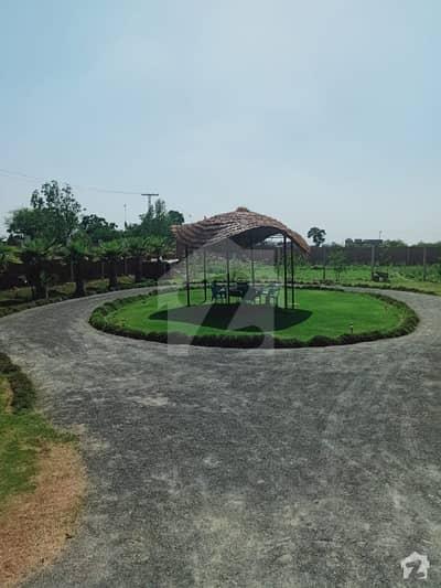 4 Kanal Farm House Is Available For Sale