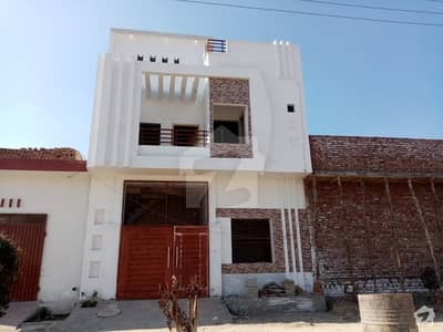 Double Storey House Available For Sale In Lucky Garden