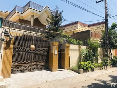 1 Kanal House Available For Rent In Hayatabad