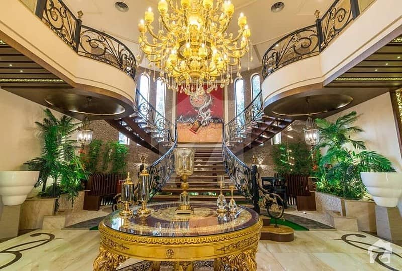 2 Kanal Luxury Bangalow For Sale In Dha Lahore