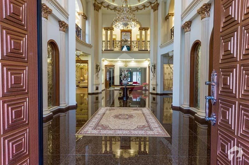 1 Kanal Luxury Bungalow For Sale In Lahore Dha