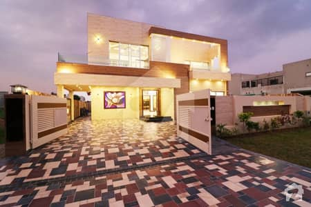 1 kanal New Built House is for Sale in Lahore Dha