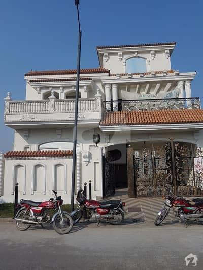 پام ولاز لاہور میں 5 کمروں کا 10 مرلہ مکان 1.6 کروڑ میں برائے فروخت۔