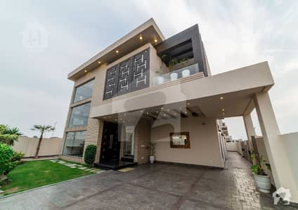 Beautiful 1 Kanal House Available For Sale In DHA Phase 6