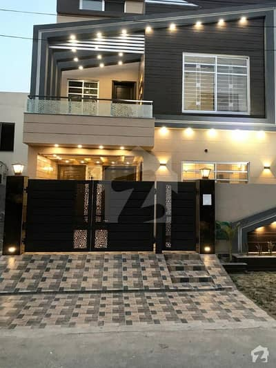 5 Marla House For Sale In Aa Block Sector D Bahria Town Lahore