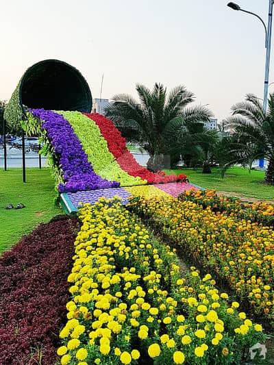 بحریہ آرچرڈ فیز 3 بحریہ آرچرڈ لاہور میں 8 مرلہ رہائشی پلاٹ 37 لاکھ میں برائے فروخت۔