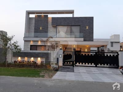 1 Kanal Luxury Modern Villa Available For Sale In Dha Phase 1