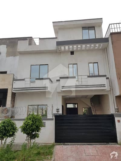 New Furnished House For Urgent Sale With Cda Noc
