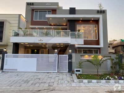 12 Marla Newly Built Beautiful Designed 2 Storey House For Sale