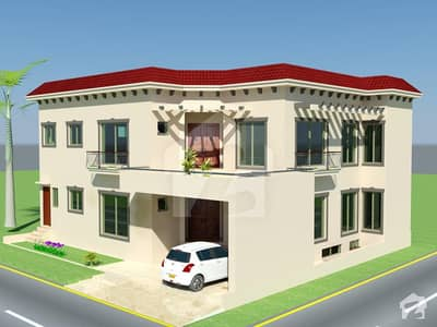 8 Marla Stylish House For Sale In Bahria Town Phase 8 Rafi Block Direct Deal With Owner