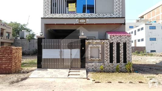 4 Marla Brand New House For Sale In A Block Of Al Rehman Garden Phase 2 Lahore