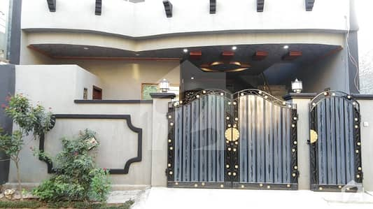 6 Marla House For Sale In D Block Of Al Rehman Garden Phase 2 Lahore
