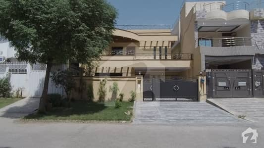 10 Marla Brand New House For Sale In Paf Colony Zarrar Shaheed Road Lahore