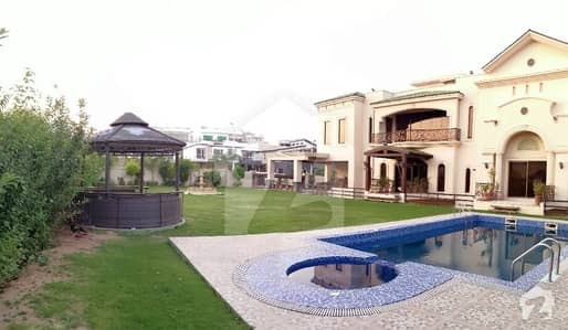 3 Kanal Luxury Furnished House Is Available For Sale In Bahria Intellectual Village Rawalpindi