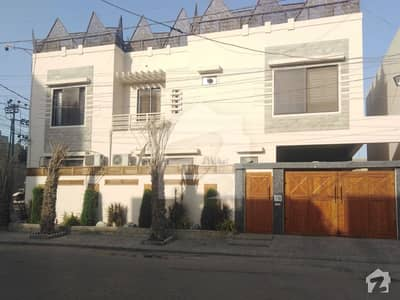 2 Unit House Is Available In Khayaban-E-Saadi